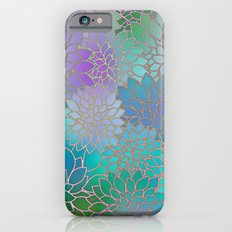 Floral Abstract iPhone 6s Slim Case