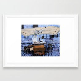 """Parisian Fragrances"" Print Framed Art Print"