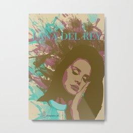 LanaDelRey Metal Print