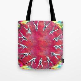 zoopraxiscope man Tote Bag