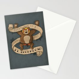 EL LUCHADOSO Stationery Cards