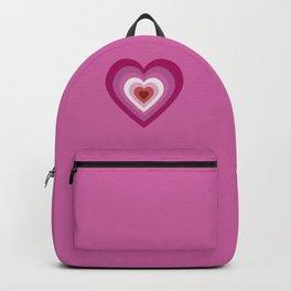 Lesbian Heart Backpack