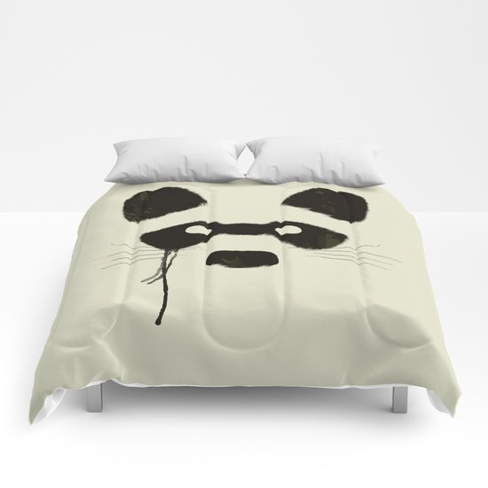 Raccoon {Light} Comforters