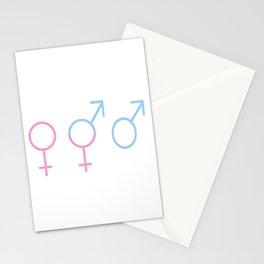 Symbol of Transgender 54 Stationery Cards
