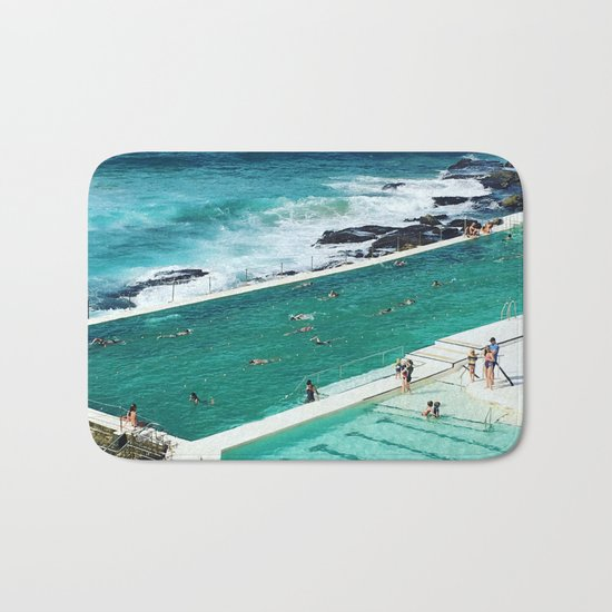 Bondi living Bath Mat