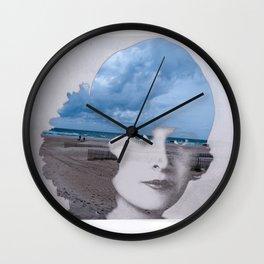 Full Of Ocean Wall Clock