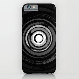 Enso Circles - Zen Circles #2 iPhone Case