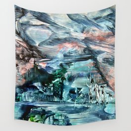 ICE LandsCape Wall Tapestry