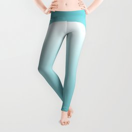 Circle Faded Ombre Leggings