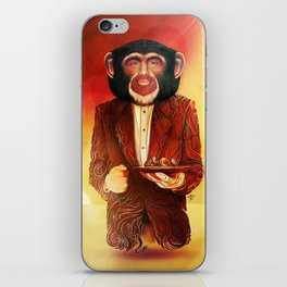 Joe Rogan iPhone Skin