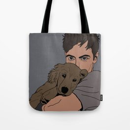 Dream Bois - RiverDale Hart Denton Tote Bag