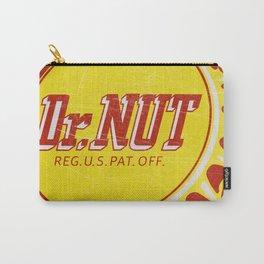 Vintage Dr Nut Cola Soda Pop Bottle Cap Carry-All Pouch
