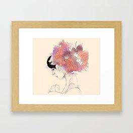 Sincerity Framed Art Print