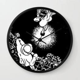 Blessing of the Watchmen Wall Clock