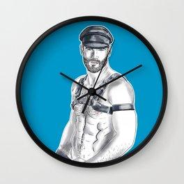 Gear Guy Wall Clock