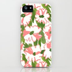 August Floral Slim Case iPhone (5, 5s)