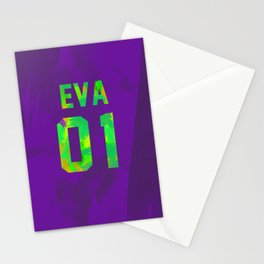 EVA-01 Revision Stationery Cards