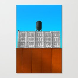 Colorful Manufacture.  Canvas Print