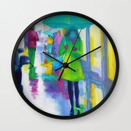 Acidulée Wall Clock