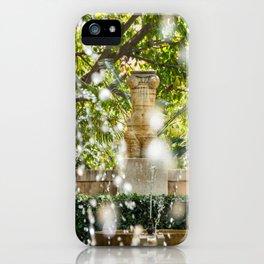 Gardens of Almudaina - Mallorca iPhone Case