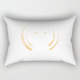 Holy sugar skull Rectangular Pillow