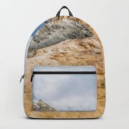 Mammoth Hot Springs Backpack