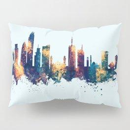 Nairobi Kenya Skyline Pillow Sham