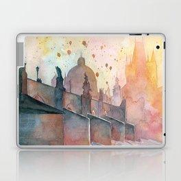 Charles Bridge, Prague Laptop & iPad Skin