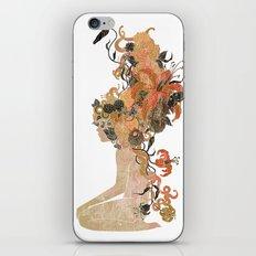 Freya's Hair (Gold) iPhone & iPod Skin