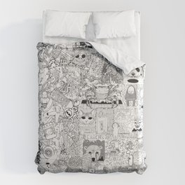 mashup Duvet Cover
