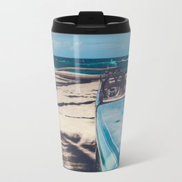 Hawaiian Outrigger Canoe Kuau Paia Maui Hawaii Travel Mug