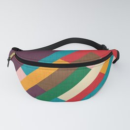 meridian purple Fanny Pack