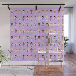 Polly Pocket Wall Mural