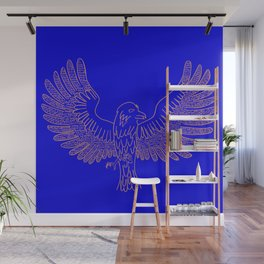 Ravenclaw Print Wall Mural