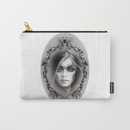 artwork done by me Carry-All Pouch