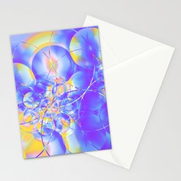 Electrons Stationery Cards