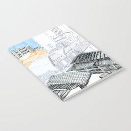Tokyo landscape Notebook