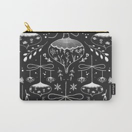 Magic Holidays - black Carry-All Pouch