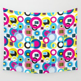 Colorful pattern Wall Tapestry