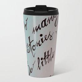 It's story time Travel Mug