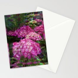 Flowers in the Night 1 Stationery Cards