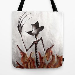 Nightmare on Elm Tote Bag