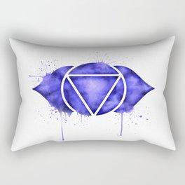 Third eye Chakra Anja Rectangular Pillow