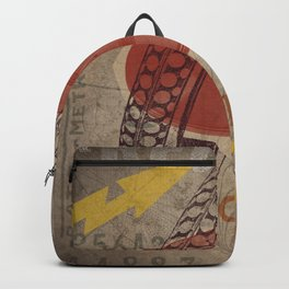 Eclectric Vibes Backpack
