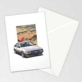 Tōge AE86 Stationery Cards