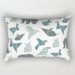 Animals pattern Rectangular Pillow