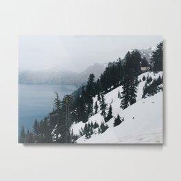 Crater Lake National Park (Oregon) Metal Print