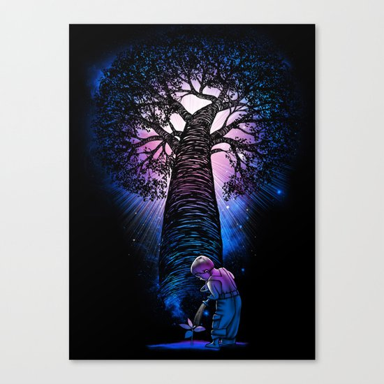 'Tree of Life' Canvas Print