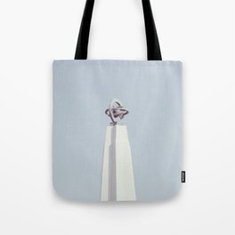 Astronomers Monument Tote Bag