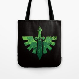 Angels on the horizon Tote Bag